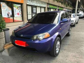 Honda HRV 2000 MT Gas