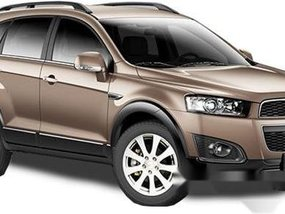 Chevrolet Captiva LS 2017