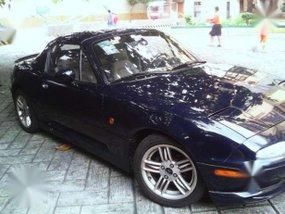 Mazda Miata MX5 1996 MT Blue For Sale