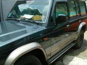 Hyundai Galloper SUV 1997 AT Blue For Sale