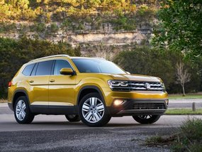 2018 Volkswagen Atlas – The safest 7-seat SUV in 2017
