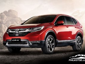 Diesel-powered Honda CR-V finally arrives from as low as P1,569,000