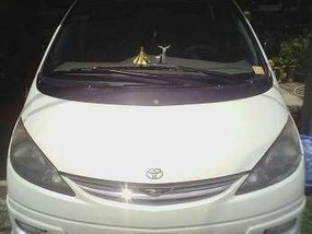 Toyota Previa Estima 2000 AT White For Sale