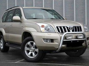 FOR SALE: Toyota Land Cruiser D-4D 2007