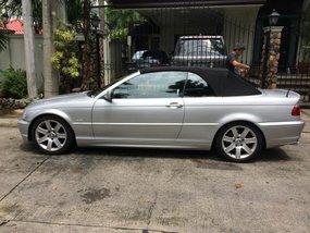 BMW 330CI sedan silver for sale