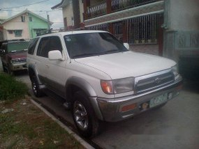 Toyota 4Runner 1996 White for sale