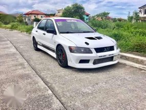Mitsubishi Lancer Evolution 7 (Evo7) not Sti