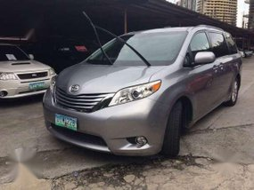 For sale 2012 Toyota Sienna