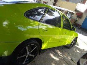 Car Mazda automatic 98