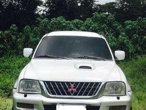 2004 Mitsubishi Strada 4x4