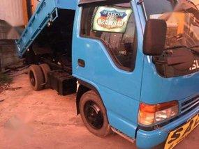 Isuzu Mni Dump Truck 2016 Year Model 4HF1 mechanical
