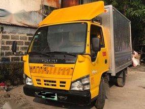 For Sale Isuzu NHR 2.8 with Aluminum Van