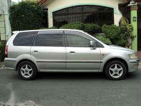 2002 Mitsubishi Grandis Chariot AT FOR SALE