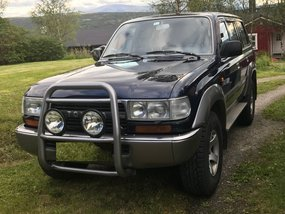FOR SALE Toyota Land Cruiser 1992