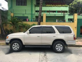 Toyota 4Runner 1996 AT 3.4 White For Sale