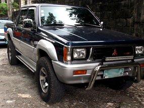 For sale 4x4 L200 Mitsubishi Strada Pick-up for sale