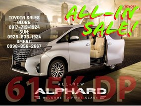 Brand New 2018 Toyota Alphard for sale in Metro Manila