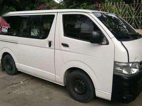ALL ORIGINAL Toyota Hi Ace Commuter 2013 FOR SALE