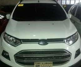 Ford ecosport trend 2016 low mileage for sale