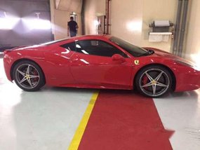 PERFECT CONDITION Ferrari 458 Italia FOR SALE