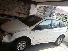 Ssangyong actyon 2009 crdi diesel matic for sale