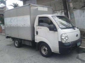 2006 kia k2700 aluminum closed van for sale