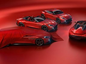 Aston Martin Vanquish Zagato Speedster and Shooting Brake finally revealed