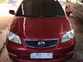 GOOD RUNNING 2005 Toyota Vios FOR SALE