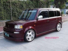 Toyota bb 1.5 2wd 17 inch work euroline mags for sale