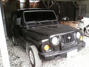 Kia Retona 2007 Black for sale