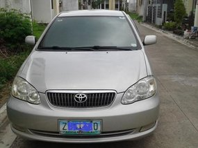 Toyota Corolla 2007 Manual Gasoline for sale
