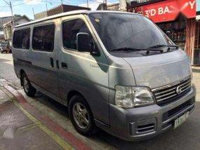 ALL POWER Nissan Urvan Estate 3.0 FOR SALE