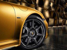 Porsche to create carbon fiber wheels