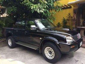 2004s Mitsubishi Strada Ralliart Edition 4x4 for sale