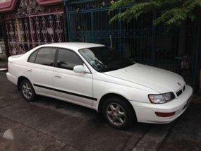 Toyota Corona Exsior 1999 MT White For Sale