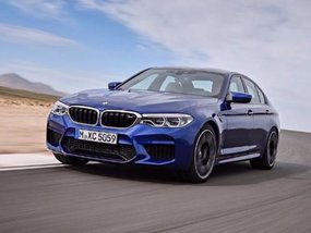 2018 BMW M5 leaked online ahead of global debut
