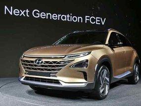 Hyundai's next-gen hydrogen fuel cell SUV promises 800km range