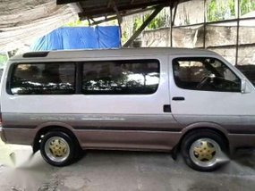Toyota Hiace custom van diesel for sale