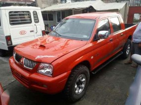 Mitsubishi L200 Endeavor 4X4 2006 good for sale