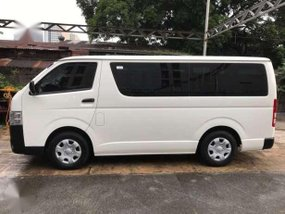2017 Toyota Commuter 1st Owned for sale