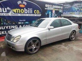 2005 Mercedes Benz E200 Automatic Gas for sale