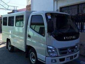 Foton Tornado Van for sale