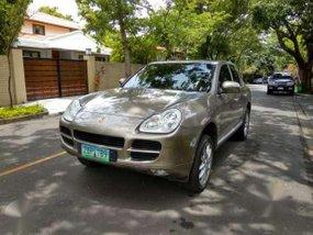 2005 Porsche Cayenne V8 AT Beige For Sale