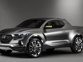 Hyundai's first-ever pickup to be sold in the US