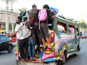 Government officials to commute via public transport once a month