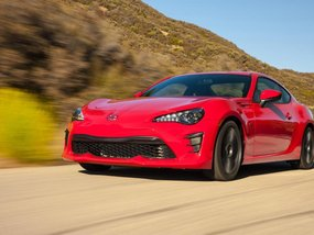 Almost brand new Toyota 86 Gasoline for sale