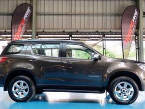 2013 Chevrolet TRAILBLAZER 4x4 LTZ