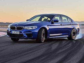 Only 400 limited 2018 BMW M5 available worldwide