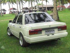 Nissan Sentra sedan white for sale