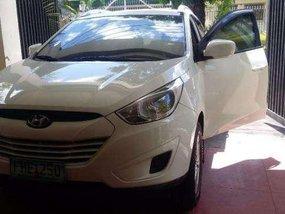 Hyundai Tucson IX 35 20 Gas 2012 for sale